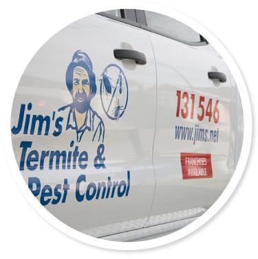 Jim's Pest Control Apley West