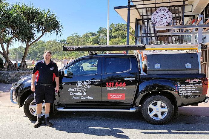 Jim's Pest Control Sunshine Coast